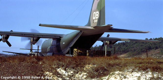 Petersters C-130 Speed Offload